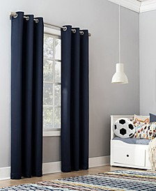 "Kids Riley 40"" x 95"" Blackout Curtain Panel"