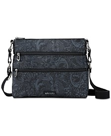 Sakroots Printed Crossbody