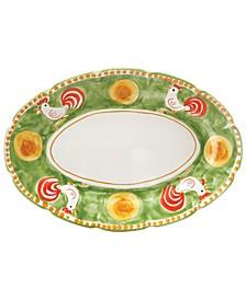 Campagna Oval Platter