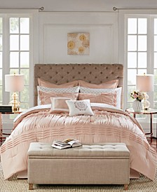 Louisa California King 16-Pc. Complete Bedding Set