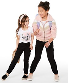 Epic Threads Toddler, Little & Big Girls Chevron Jacket, T-Shirts & Cargo Jogger Pants, Created for Macy's