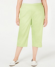 Plus Size Cayman Islands Capris