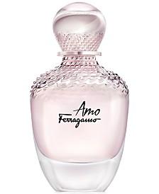 Salvatore Ferragamo Amo Ferragamo Eau de Parfum Spray, 3.4-oz.