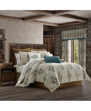 J Queen Phoenix Spa Queen Comforter Set Bedding