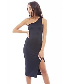 AX Paris Asymmetric Midi Dress
