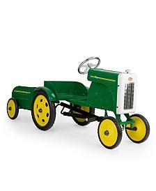 Metal Tractor Pedal Car