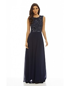AX Paris Sequin Top Maxi Dress