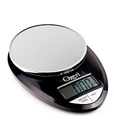 Pro Digital Kitchen Food Scale, 0.05 oz / 1 g to 12 lbs / 5.4 kg