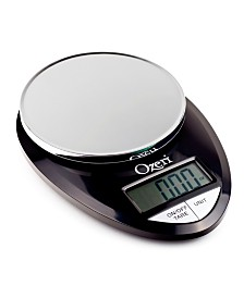 Ozeri Pro Digital Kitchen Food Scale, 0.05 oz / 1 g to 12 lbs / 5.4 kg