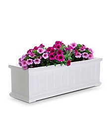 Cape Cod 3' Window Box