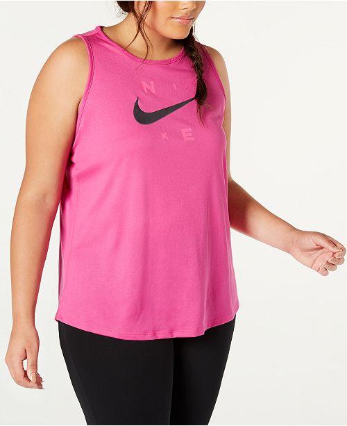 Nike Plus Size Dri-FIT Tank Top