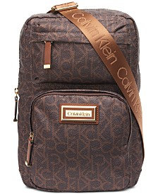 Calvin Klein Belfast Signature Sling Backpack
