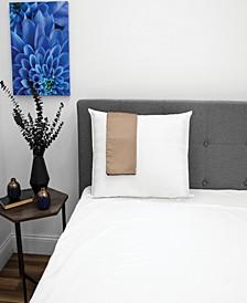 SensorPEDIC NightSpa Standard/Queen Pillowcase with Cupron and Pillow Bundle