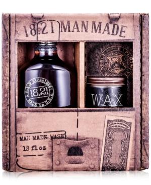 Image of 18.21 Man Made 2-Pc. Wash & Wax Gift Set