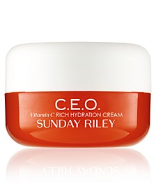C.E.O. Vitamin C Rich Hydration Cream, 0.5 oz.