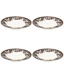 Delamere Soup Plates, Set of 4