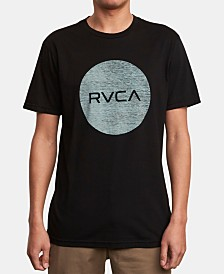RVCA Men's Motors Push Graphic T-Shirt