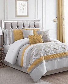 CLOSEOUT! Winchester 7-Pc. Comforter Sets
