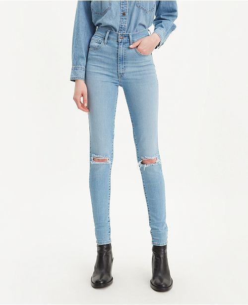 Levi's Women's Mile High Super Skinny Jeans