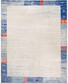 Haven Hav4 Blue 8' x 10' Area Rug