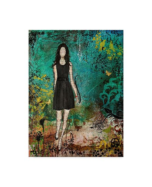 """Trademark Global Janelle Nichol 'Somewhere Only We Know' Canvas Art - 24"""" x 32"""""""