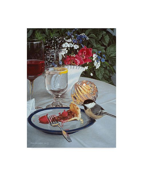 "Trademark Global Ron Parker 'Candlelight' Canvas Art - 24"" x 32"""