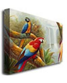 "Rio 'Amazon Waterfall' Canvas Art - 32"" x 26"""
