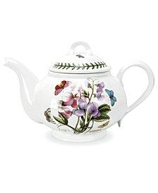 "Portmeirion ""Botanic Garden"" Teapot, 40 oz."