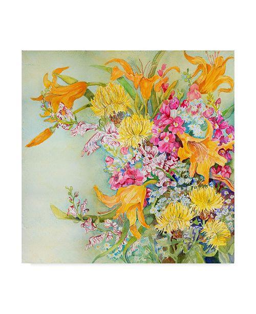 """Trademark Global Joanne Porter 'Farmers Market Special' Canvas Art - 14"""" x 14"""""""
