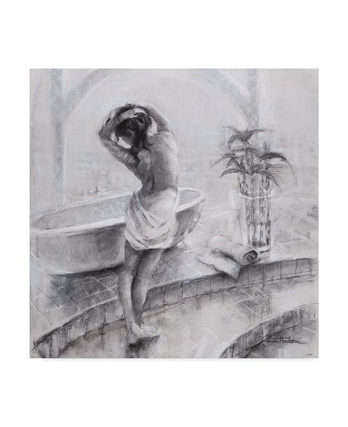 "Trademark Global Steve Henderson 'Bathed In Light' Canvas Art - 14"" x 14"""
