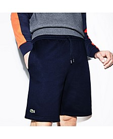 Men's Drawstring Fleece Short
