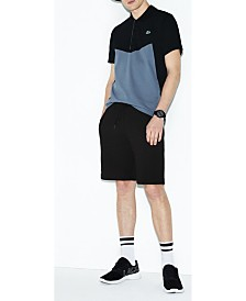 Lacoste Men's Drawstring Fleece Short