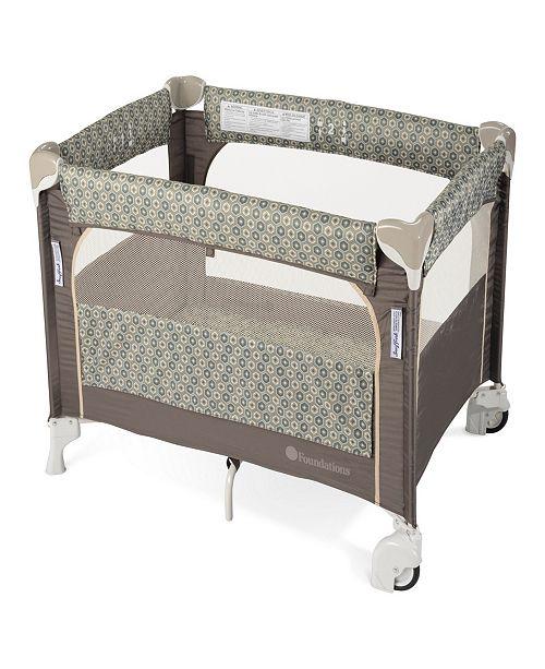 Child Craft SnugFresh Elite portable crib