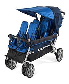 The LX6  6-Passenger Stroller