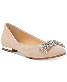 Jessica Simpson Genevia Ballet Flats