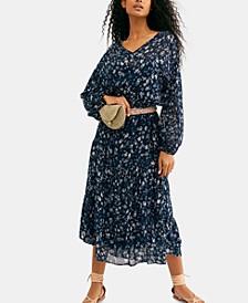 Wallflower Midi Dress