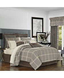 J Queen Jaspen King Comforter Set