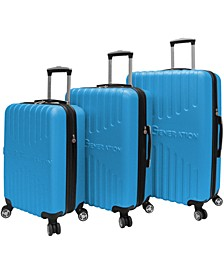 Signature 3-Piece Hardside Spinner Luggage Set