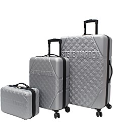 Karisma 3-Piece Hardside Spinner Luggage Set