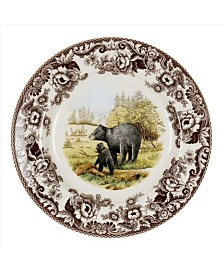 Spode Woodland Black Bear Collection