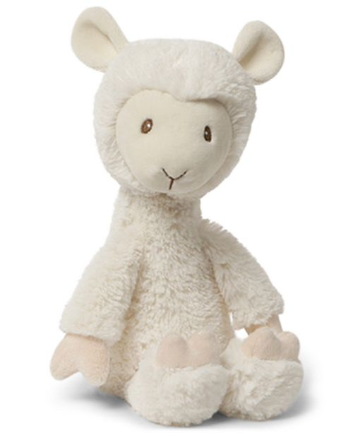 Gund® Baby Boys or Girls Baby Toothpick Llama Plush Toy