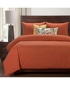Siscovers Wooly Nectar 6 Piece Cal King High End Duvet Set
