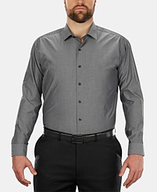 Men's Big & Tall Classic-Fit Dress Shirt