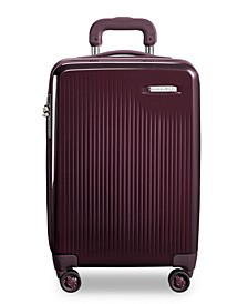 """CLOSEOUT! Sympatico 19"""" International Hardside Carry-On Spinner"""