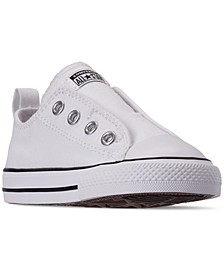 Toddler Boys' Chuck Taylor All Star Simple Slip-On Casual Sneakers from Finish Line