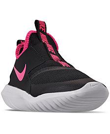 Nike Big Girls' Flex Runner Slip-On Athletic Sneakers from Finish Line