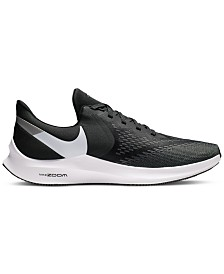 Nike Men's Air Zoom Winflo 6 Running Sneakers from Finish Line