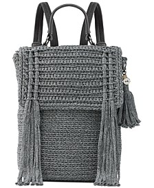 Helena Crochet Backpack