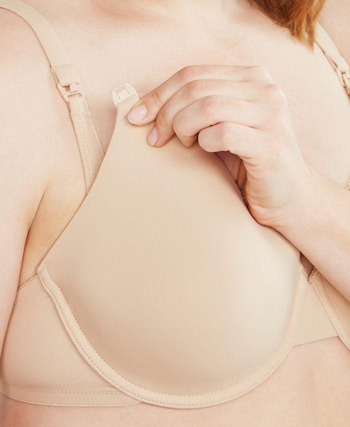 Motherhood Maternity Full-Coverage Underwire Nursing Bra & Reviews - Maternity - Women - Macy's
