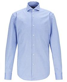BOSS Men's Jason Jason Travel Line Slim-Fit Shirt